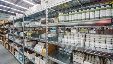 Galvaniz Üretim Market Rafları
